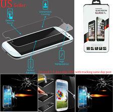 Tempered Glass Screen Protector Samsung Galaxy S4 Mini AT&T i257 Verizon i435