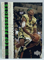 2003 LEBRON JAMES UPPERDECK TOP PROSPECTS #3 RC ROOKIE CARD ST. VINCENT ST. MARY