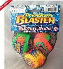 3 SPLASH BALLS WATER FUN WATER BOMB BALL