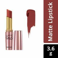 Lakme 9 to 5 Primer with Matte Lip Color, MR4 Cherry Chic, 3.6 g - Free Shipping