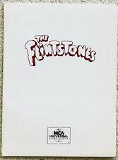 The Flintstones Press Kit