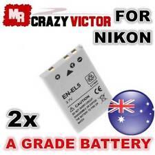 Unbranded/Generic Li-Ion Camera Batteries for Nikon COOLPIX