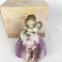 Josef Originals Birthday Angels 11 Year Doll Porcelain Figurine w/ Orig Box