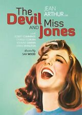 THE DEVIL & MISS JONES (1941 Jean Arthur) - DVD - Region 1