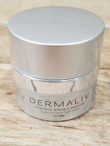 Dermaliv Intensive Wrinkle Reducer Hydrating Day & Night Cream 1 oz.