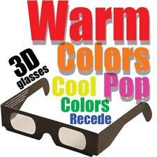 RainbowDepth 3D Glasses