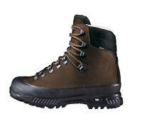 Hanwag Mountain Shoes: Alaska Wide GTX Men Size 11 - 46 Earth