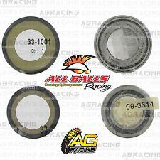 All Balls Steering Headstock Stem Bearing Kit For Yamaha YZ 80 1990 Motocross MX