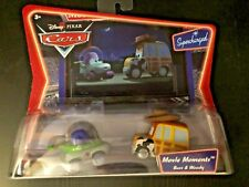 DINEY PIXAR CARS MOVIE MOMENTS BUZZ & WOODY 2-PACK