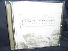 Brahms-CANZONI D'AMORE/VALZER-Gächinger Kantorei Stuttg./Rilling