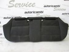 3330011 SEDUTA SEDILI POSTERIORI IN PELLE NERA BMW X3 E83 2.0 D 6M 110KW (2005)
