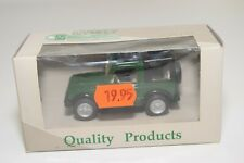 A2 1:43 AUTO PILEN AHC DOORKEY SUZUKI SAMURAI GREEN MINT BOXED