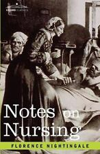 Notes on Nursing by Florence Nightingale (2007, Hardcover)