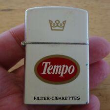 Vintage Tempo Cigarette Lighter by Penguin 1950s Rare