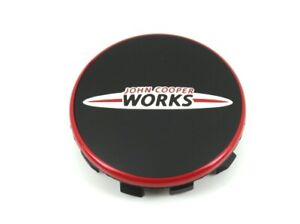 Genuine New MINI JOHN COOPER WORKS CENTRE CAP For F55 F56 Clubman F54 Cabrio F57