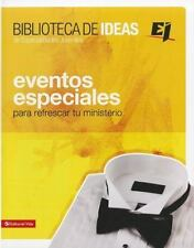 Especialidades Juveniles / Biblioteca de Ideas: Eventos Especiales by...