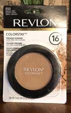 REVLON ColorStay Finishing Powder Medium/Deep 850 New Sealed Shine Free Matte