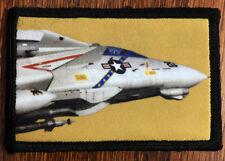 F14 Tomcat Nose Art  Morale Patch Jolly Rogers Top Gun