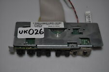 UK026 DELL Dimension 9200 XPS Front Panel I/O & Power switch + cable