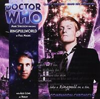 Ringpullworld (Doctor Who: The Companion Chronicles) by Magrs, Paul CD-Audio The