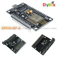 NodeMcu V3 Lua WiFi CH340G ESP8266 Development I/O Breakout Expansion Board