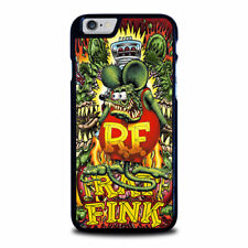 RAT FINK RF Hot Rod for iPhone 5 6 7 8 X XR XS MAX samsung cover case