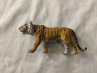 Schleich ORANGE TIGER Jungle Zoo Big Cat Wildlife Animal Figure 2007