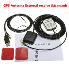 Car External GPS Antenna Amplifier Receiver and Transmit For Phone GPS System