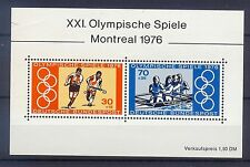 Olympics German & Colonies Sheet Stamps