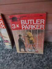 Butler Parker Sammelband Nr. 75, 3 x Butler Parker