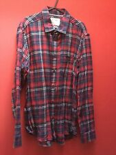 Burton Red Checkered shirt (taille M)