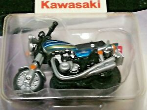 TAKARA TOMY 70's CHOROBIKE  KAWASAKI 750RS(Z-II)  MOTORCYCLE PULLBACK MODEL KIT