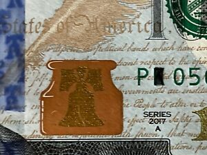 One$100 - 2017 A ONE HUNDRED DOLLAR NOTE CRISP UNCIRCULATED - BEP PACK - BRICK
