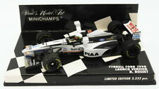 Minichamps 1/43 Scale 430 980071 - F1 Tyrrell Ford 1998 Launch Version R.Rosset