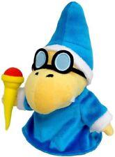 Super Mario Bros Magikoopa Kamek 10'' Plush Doll Stuffed Anime Magic Figure Toy