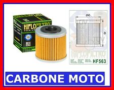 FILTRO OLIO HIFLO PIAGGIO BEVERLY 350 i.e. 4T 4V HF563