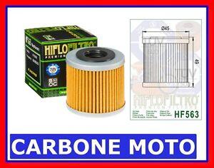 FILTRO OLIO HIFLO HUSQVARNA TE 450 2008 > 2010 HF563