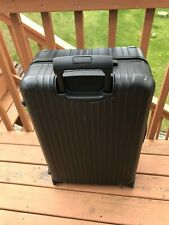 """Rimowa Salsa 28"""" (Matte Black)Check-in luggage"""