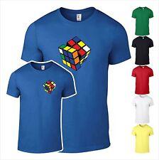 T-Shirt Rubik Würfel Zauberwürfel Meisterschaft Champion Shirt Fun Kult bedruckt