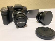 Panasonic LUMIX DMC-G7KS 16.0MP Digital SLR Camera - Silver (w/ Kit Lens)
