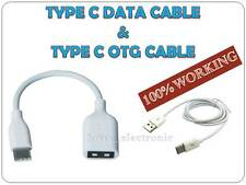 TYPE C DATA CABLE + TYPE C OTG CABLE FOR LeEco Le 2 PRO