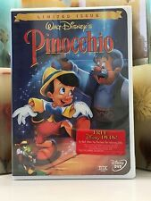 Disney Pinocchio (Limited Edition) BNIB MFG Sealed