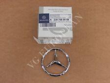 Mercedes-Benz R230 SL-Class Genuine Trunk Emblem Star SL550 SL500 SL55 SL65 NEW