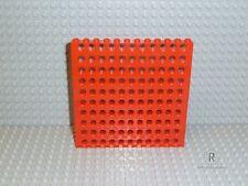 LEGO® Technic Zubehör 10x alte Lochbalken Steine 1x12 in rot 3895 R751
