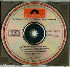 Barclay James Harvest Victims of Circumstance West Germany Polydor not PDO 1984