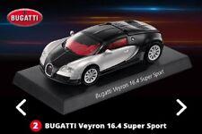 TAIWAN 7-11 Limited 1/64 HYPERCAR COLLECTION 1:64 BUGATTI Veyron16.4 Super Sport