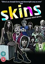 Skins Series 3 - Channel 4 - NEW Region 2 DVD  Jack O'connell Used Good Cond.