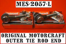 Set of 2 MES2057L Motorcraft Outer Tie Rod End 1998-2002 Ford Crown Victoria