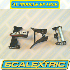 W9161 Scalextric Spares Front/Rear Wings & Barge Board for McLaren F1 2005
