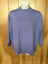 WOMEN'S ROAMAN'S LONG SLEEVE SWEATER-SIZE: 1X